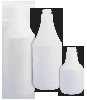 Tolco Round Bottles