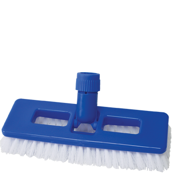 Heavy-Duty Swivel Floor Brush