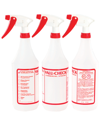 Valu-Check 3 Pack Bottles