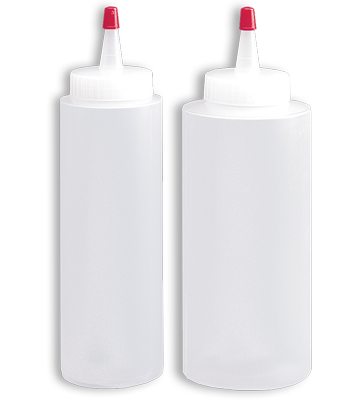 Cylinder Bottles with Applicator Tip
