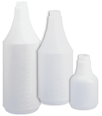 Tolco Round Bottles
