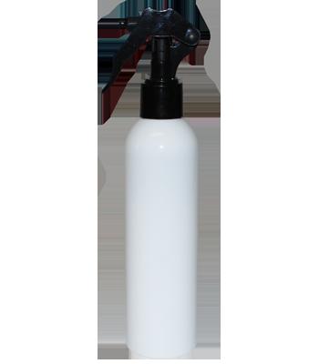 Black Micro Sprayer with White Bullet Bottle