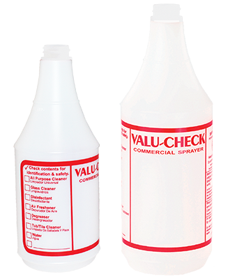 Valu-Check Bottles (only)