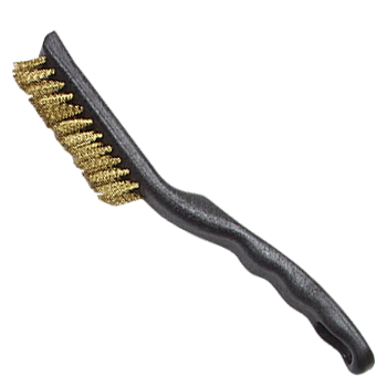 9″ Brass Detail Brush