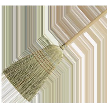 Heavy-Duty Corn Broom