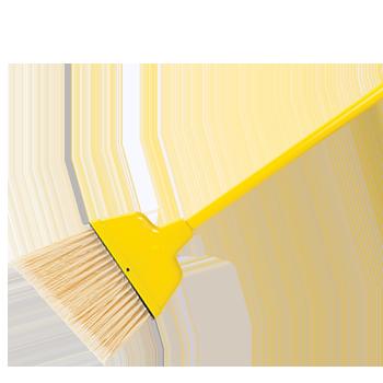 Small Flagged Angle Broom