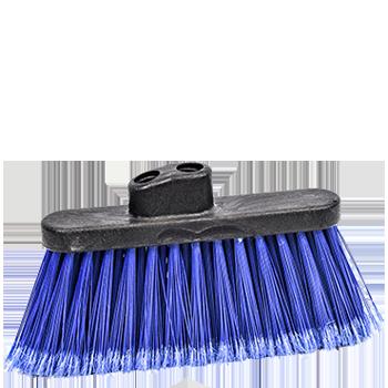 Small Dual Angle Flagged Broom
