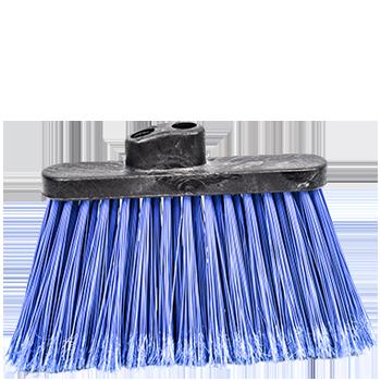 Large Dual Angle Flagged Broom
