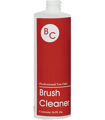 Brush Cleaner Bottle
